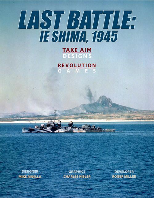 Last Battle: Ie Shima, 1945