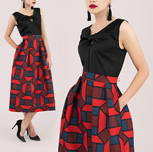 How to Mix Patterns and Prints Like a Pro