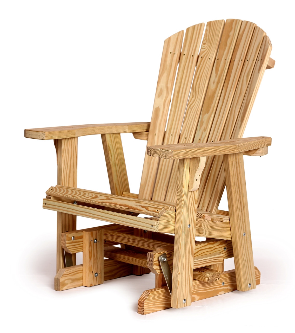 Treated Pine 2 Adirondack Glider Southern Outdoor Furniture