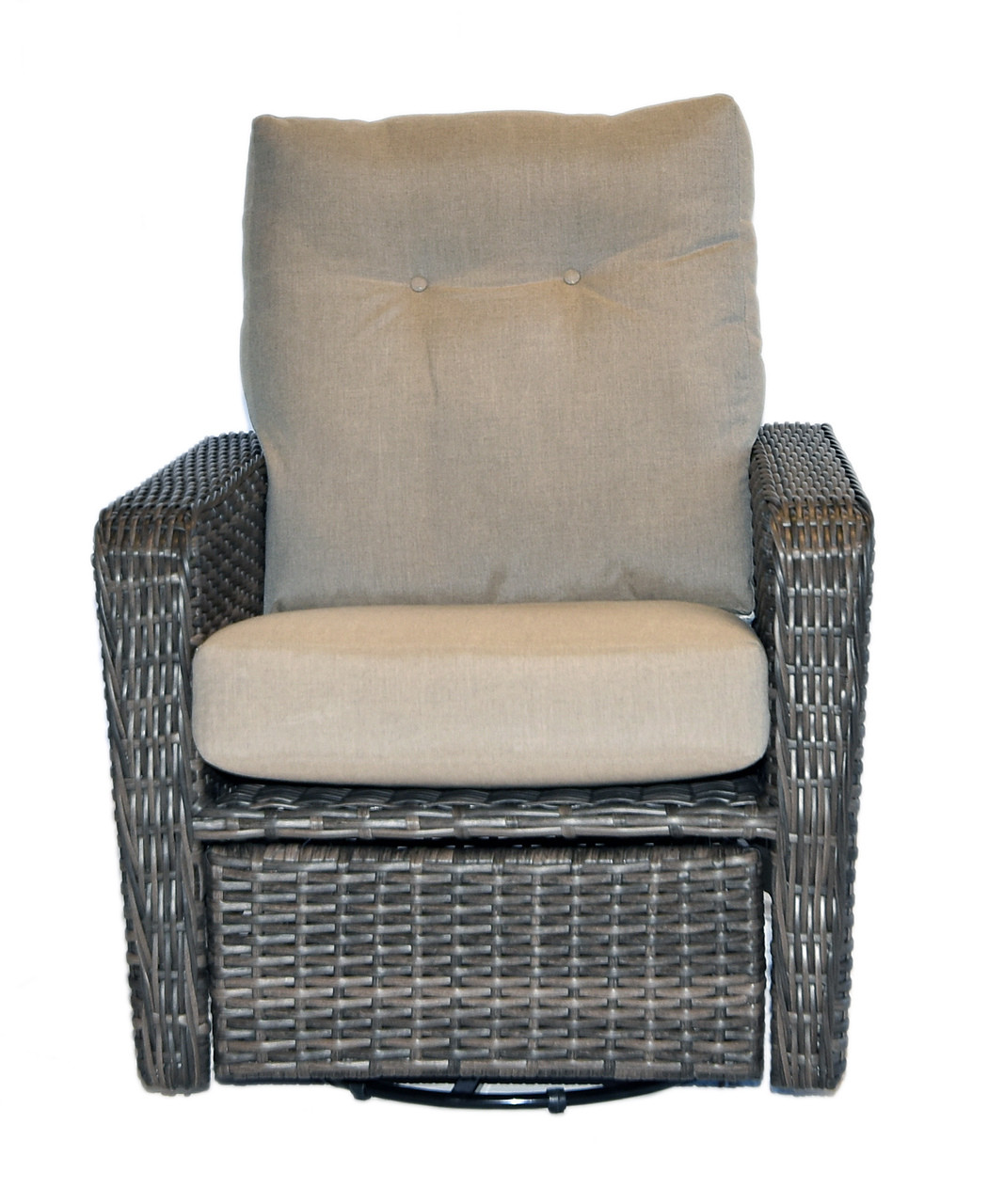 Cape Town Wicker Recliner Southern Outdoor Furniture