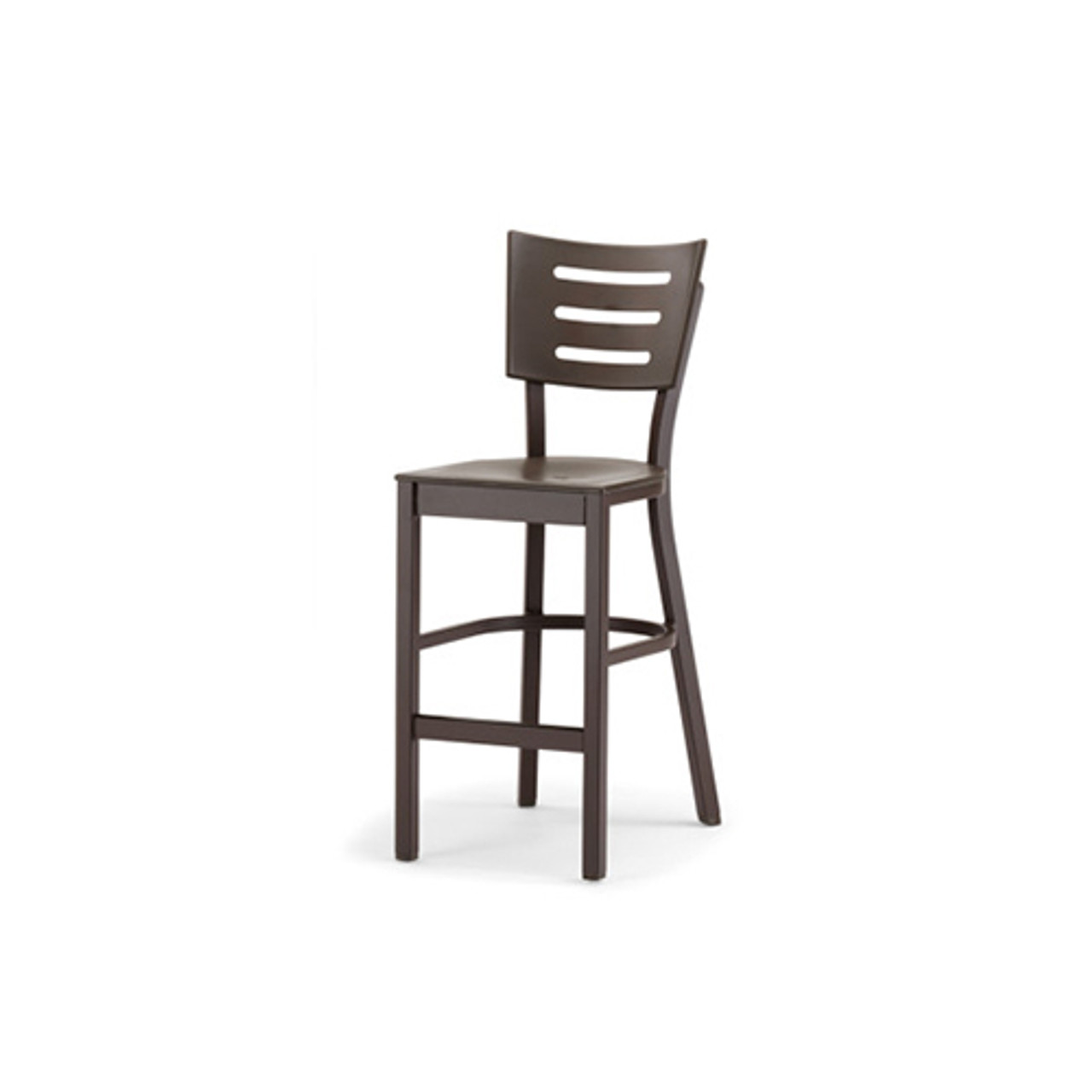 Avant Stacking Balcony Height Armless Chair Southern