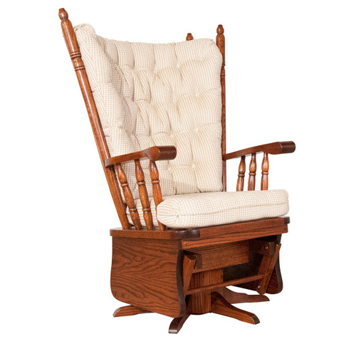 Amish Handcrafted 196 Swivel Glider