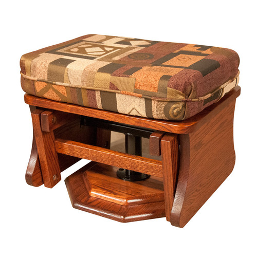 Amish Handcrafted NP10 Ottoman