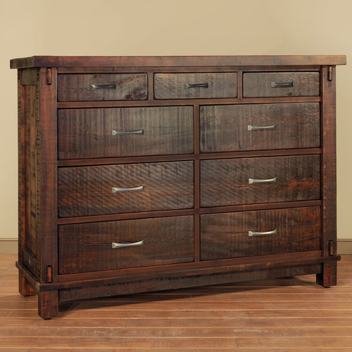 Amish Handcrafted Timber Dresser   Southern Outdoor Living
