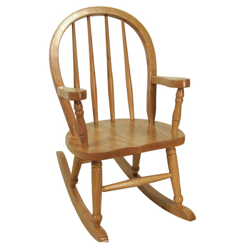 Bow Child's Rocker | Southern Outdoor Living in Kentucky
