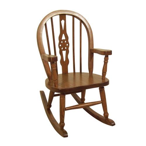 hardwood Sheaf Child's Chair | Southern Outdoor Living in Kentucky