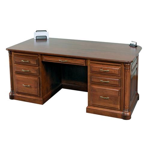 Hardwood Jefferson Desk | Southern Outdoor Living in Kentucky