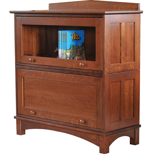 Barrister Mission 32-Door Bookcase | Southern Outdoor Living in Kentucky