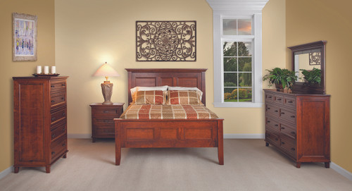 Amish Handcrafted Brooklyn Bedroom