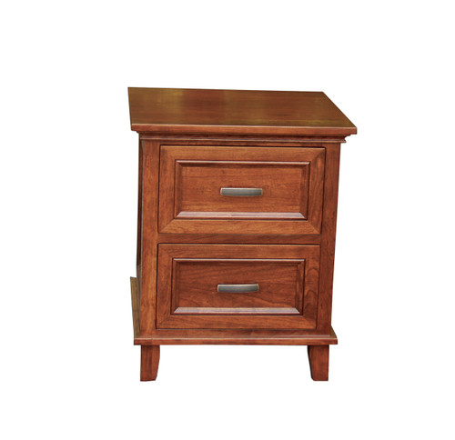 Amish Handcrafted #624 Brooklyn 2 Drawer Nightstand