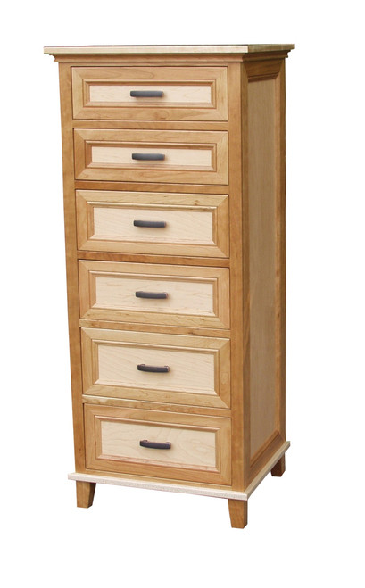 Amish Handcrafted #640 Brooklyn Lingerie Chest