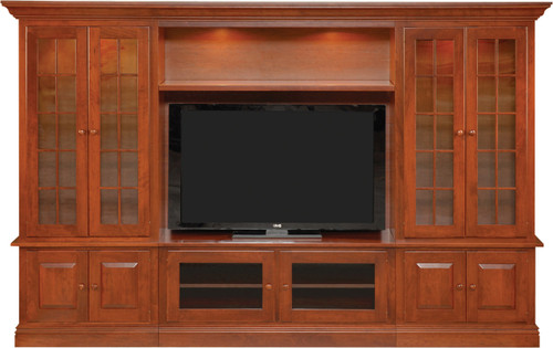 Amish Handcrafted 6200 Style Entertainment Center