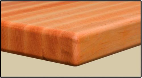 Maple Butcher Block Top