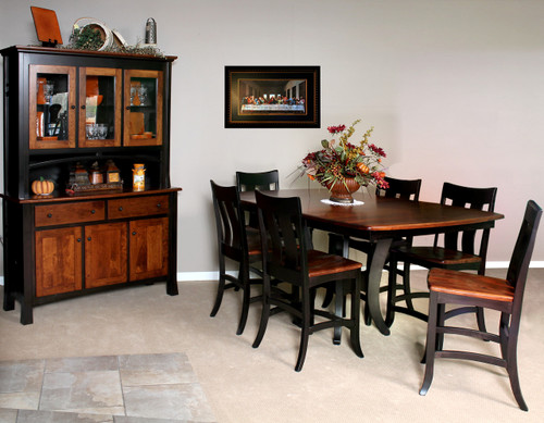 Amish Handcrafted Sierra Dining Group