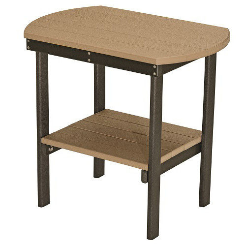 Oblong End Table