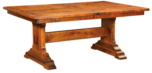 Amish Handcrafted Manchester Dining Table