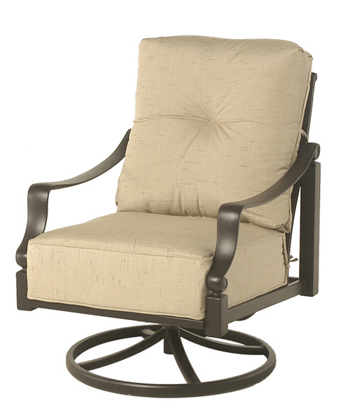 Hanamint Lancaster Estate Club Swivel Rocker
