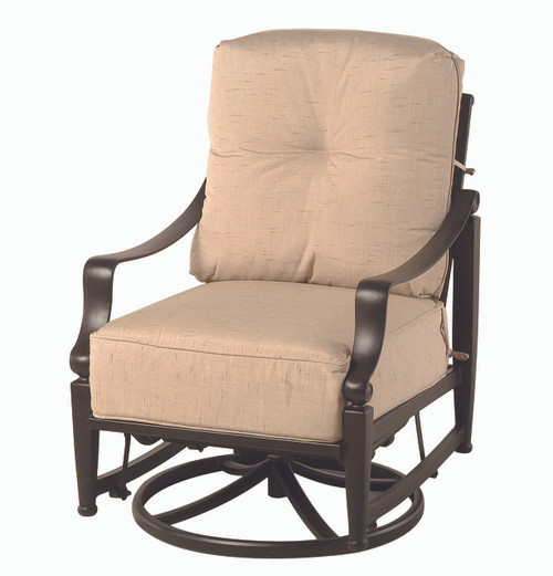 Hanamint Lancaster Estate Club Swivel Glider