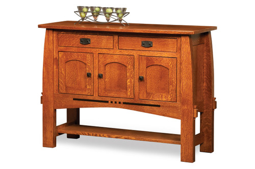 Amish Handcrafted Colebrook Sideboard