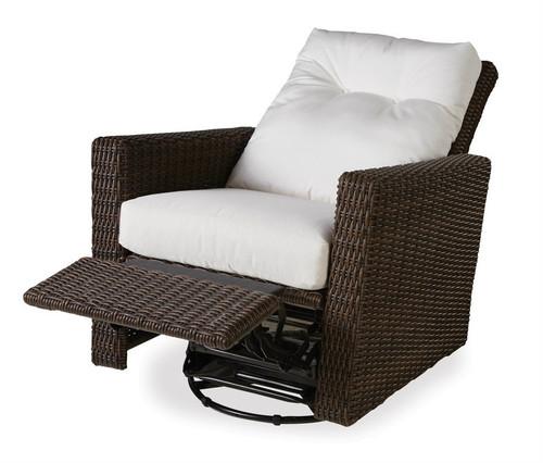 Mesa recliner in open position