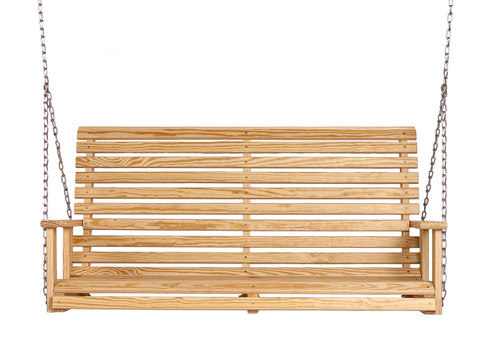 4' Rollback Swing In Treated Pine