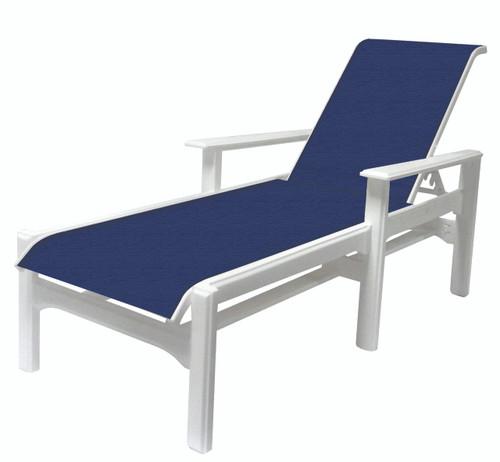Cape Cod Chaise Lounge