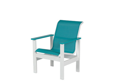 Kingston Sling Dining Arm Chair