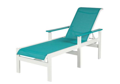 Kingston Sling  Chaise Lounge