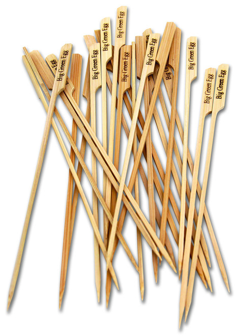 All Natural, Eco - Friendly Bamboo Skewers