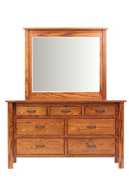Amish Handcrafted Lindholt Dresser
