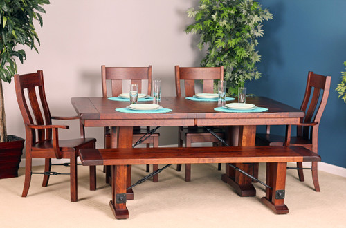 Amish Handcrafted Bayfield Dining Collection
