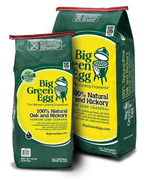 100% Natural Oak and Hickory Charcoal 10 and 20 lb bag