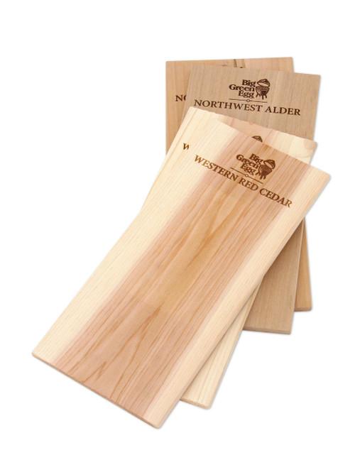 Gourmet Grilling Planks