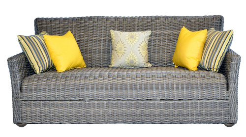CANA (Quick Dry Foam) Wicker Sofa