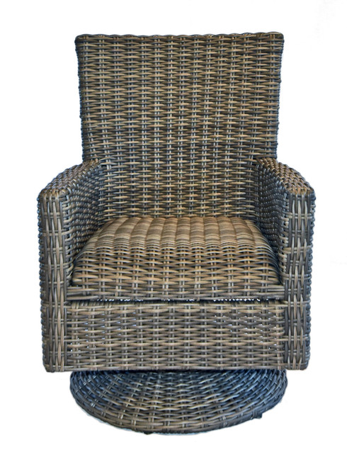 CANA QDF Swivel Dining Chair