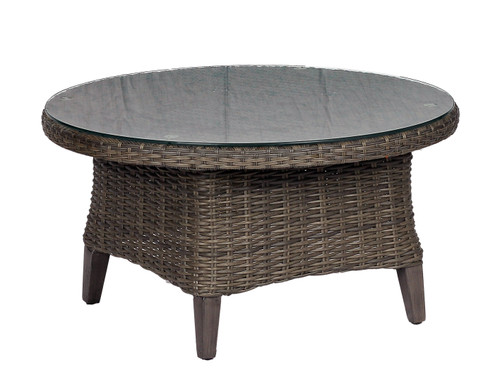 "Front Porch 36"" Round Coffee Table"