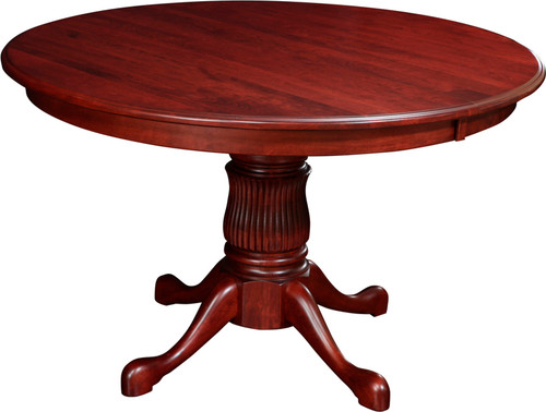 """48"""" solid top Bostonian Table"""