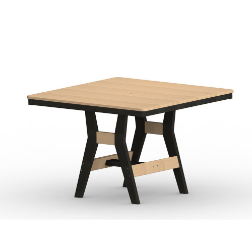 "Harbor 44"" Square Table"