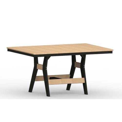 "Harbor 33"" x 66"" Rectangular Table"