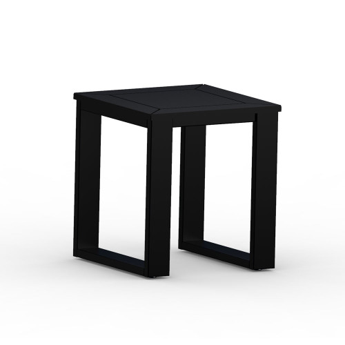 Nordic Square End Table