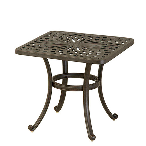 "Hanamint Mayfair 24"" Square End Table"