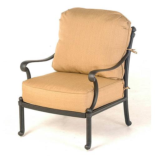 St. Augustine Club Chair
