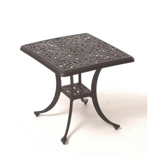 "Hanamint Chateau 24"" Square End Table"