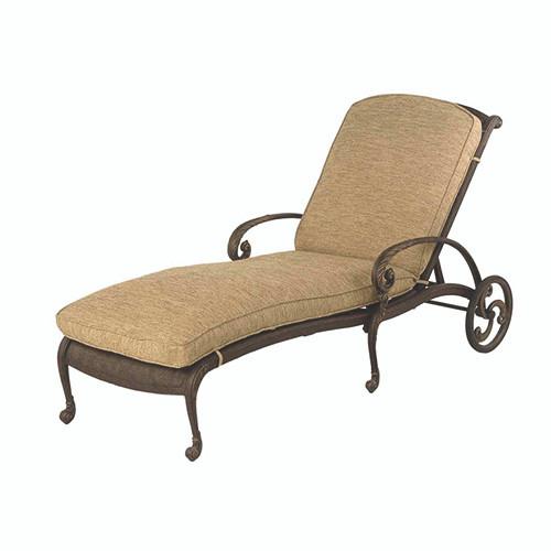 Hanamint St Moritz Chaise Lounge