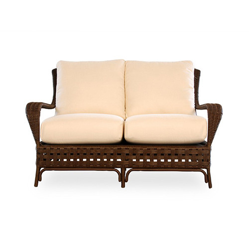 LLoyd Flanders Haven Love Seat