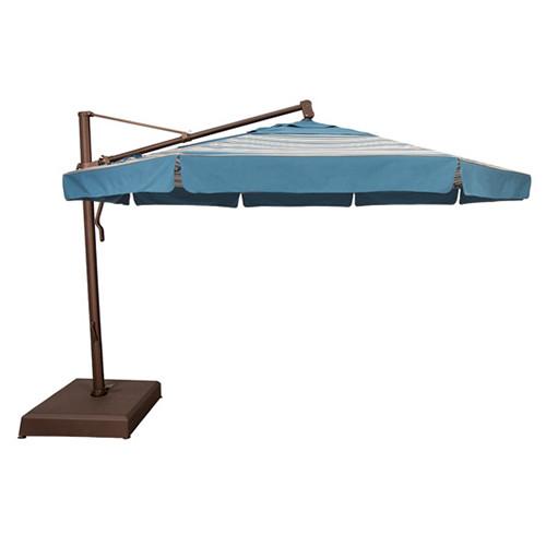 13' Octagonal Cantilever Umbrella