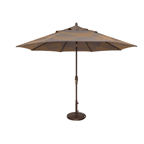 11' Auto-Tilt Umbrella
