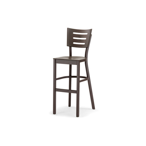 Avant Stacking Bar Height Armless Chair
