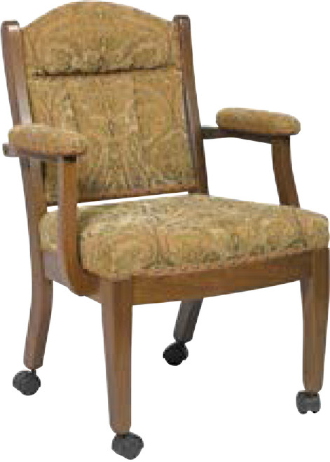 Amish Handcrafted Buckingham Client Chair