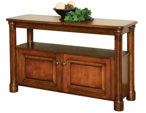 Amish Handcrafted Jefferson Sofa Table
